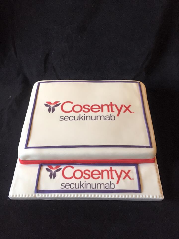 cake for cosentyx
