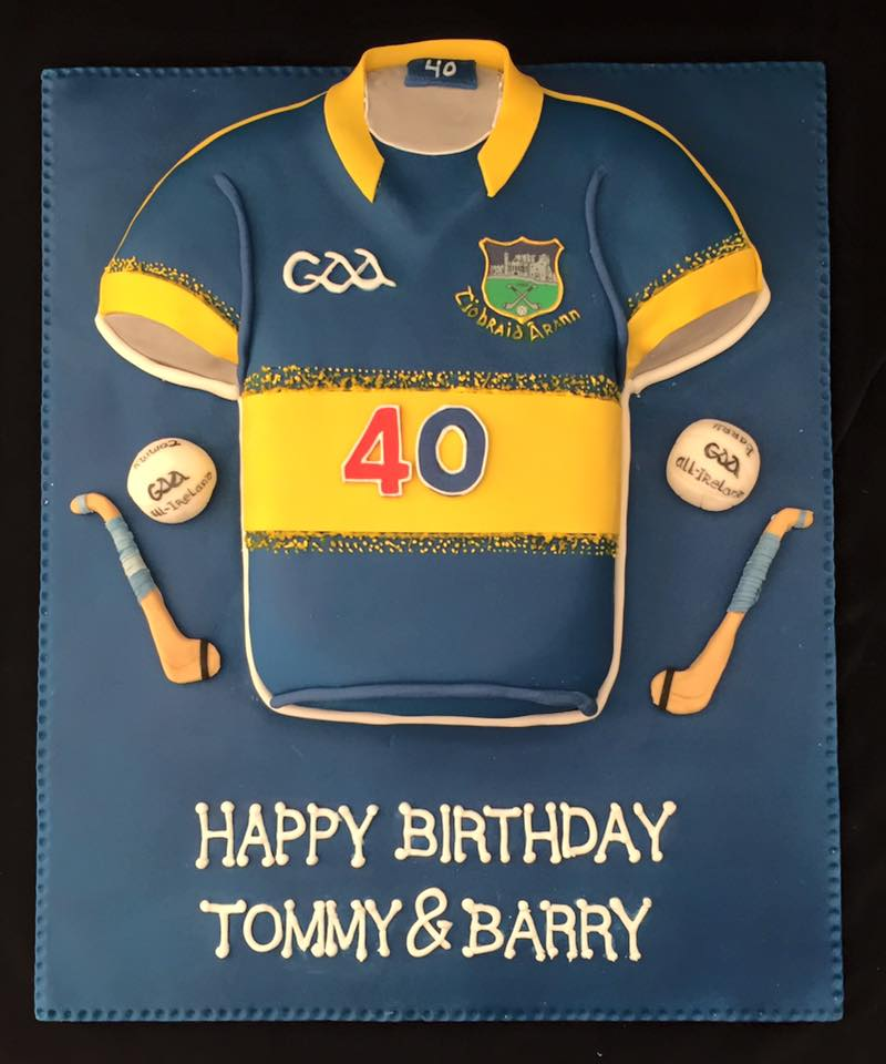 tipperay jersey cake